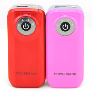5200mAh Mobile Phone Mobile Charger/Power Bank for a Sweet Gift