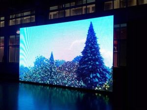 P3 Indoor LED Video Wall From Shenzhen LED Display Factory