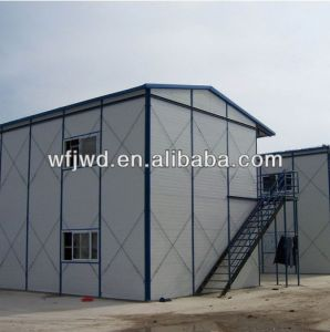 Hot Sale! Prefabricated House for Dormitary/Office pictures & photos