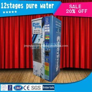 Cold and Normal Water Vending Machine (A-91) pictures & photos