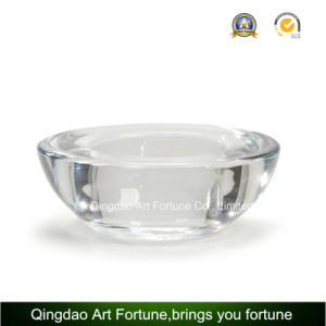 Round Tealight Glass Candle Holder for Wedding Party Decor pictures & photos