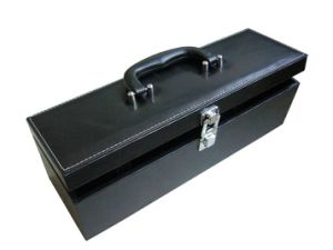 Wine Case PU Box Wine Opener Gift Set