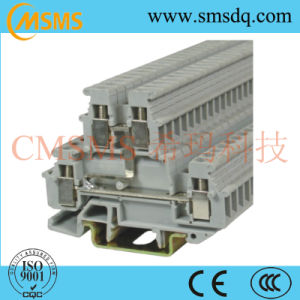 Minitype Double Level Terminal Blocks (SKJ-2.5/2-2E/SKJ-2.5/2-2EL) pictures & photos