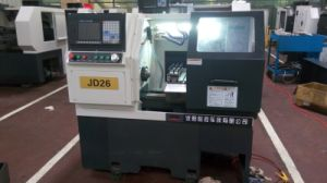 Jdsk CNC Lathe Cj0626 Tornos CNC From China pictures & photos