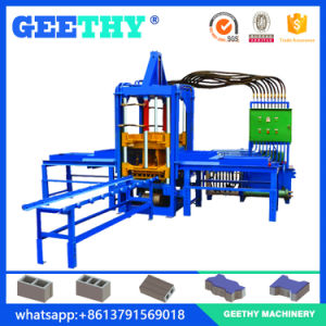 Qtf3-20 Tiger Stone Brick Making Machine
