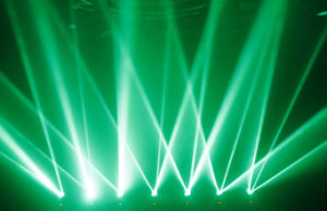 Beautiful 3X15W Zoom Moving Head Beam LED Stage Party Light pictures & photos