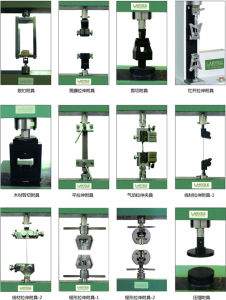 Alloy Universal Testing Machine (UH6430/6460/64100/64200) pictures & photos
