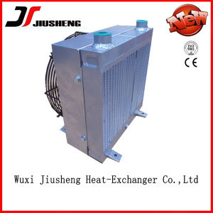 Aluminum Plate Bar Heat Exchanger with Fan
