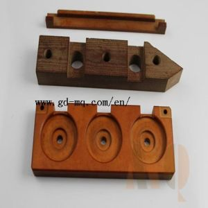 Mini Wood Turning Lathe CNC Machined Parts (MQ2152) pictures & photos