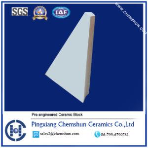 Custom-Made Triangle Ceramic Block of Engineered Ceramics Supplier pictures & photos