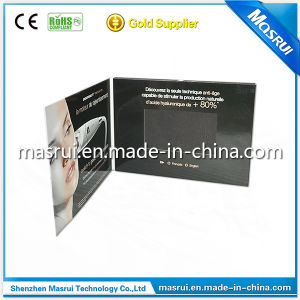 5 Inch TFT Screen LCD Video Card, Video Mailer