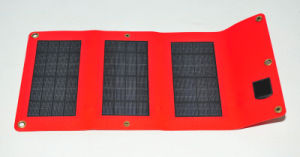 5W Monocrystalline Silicon Solar Charger