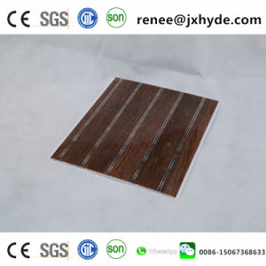 Construction Materials Laminated PVC Panel and PVC Ceiling and Wall Panel Rn-183 pictures & photos