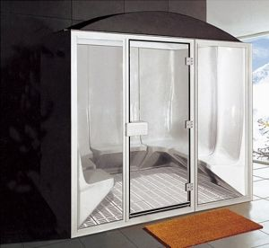 Luxury Acrylic Sauna Steam Room Cabin for 8 Persons pictures & photos