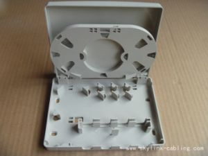 3 Ports Mini FTTH Fiber Optic Box pictures & photos