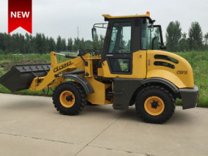 Hot Sales on Alibaba Wheel Loader with Caterpillar Desgin pictures & photos