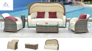 Hot Sale Sofa Outdoor Rattan Furniture Chair Table Wicker Furniture Rattan Furniture for Outdoor Furniture pictures & photos