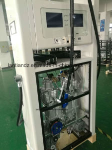 High Quality 2pump-2flowmeter-2nozzle-4display-2keyboard of Rt-Hy224 Fuel Dispenser pictures & photos