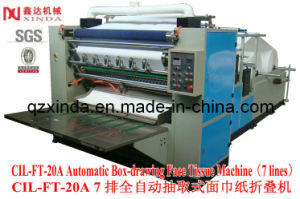 Automatic Box-Drawing Facial Tissue Machine (7 lines) pictures & photos
