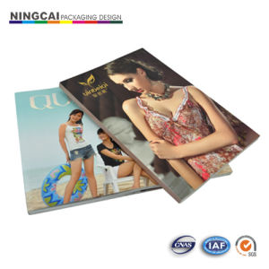 Customized Book Printing (Text Book, Catalogue and Magazine) (NC-120)