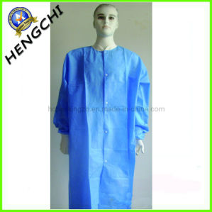 Disposable Isolation Gown for Beauty Salon (HC0330) pictures & photos