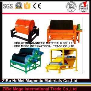Permanent Wet Magnetic Drum Separator for Ore Mining Machine pictures & photos