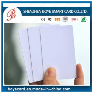 M1 S50 13.56MHz PVC Blank Card for Printing pictures & photos