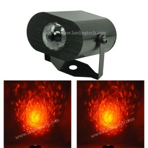 Lxg033AA 3W Amber Mini LED Water Wave Lighting pictures & photos
