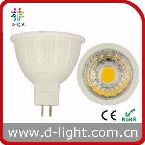 High Power 5W COB MR16 LED Spot Light