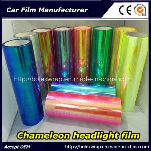 Chameleon Headlight Film Sticker Car Tail Light Vinyl Wrap Sticker Protection Film pictures & photos