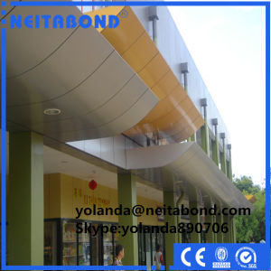 Fire Resistance B1/A2 Grade Aluminum Composite Panel with ASTM E84 pictures & photos