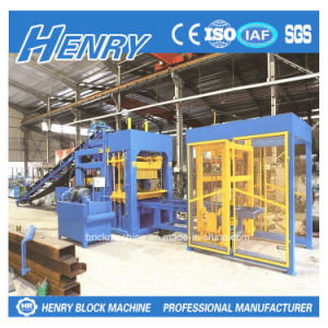 Widely Used Fully Automatic Concrete Block Making Machine pictures & photos