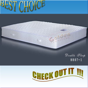 Pocket Spring Two Side Sleeping Mattress (8807-1#) pictures & photos