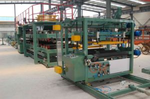 Stylish Color Steel Sandwich Compound Machinery From A2 to A7