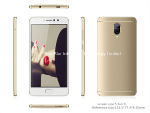 "5.5"" Qhd 1280*720, Android6.0 Dual SIM Card Smartphone pictures & photos"