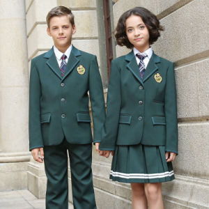 Design Primary School Uniform Blazer pictures & photos