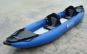 China High Quality Inflatable Boat Kayak with CE pictures & photos