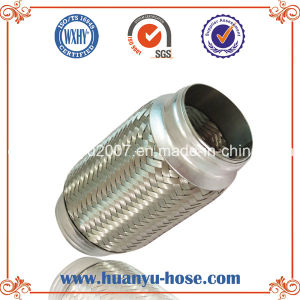 Auto with Inner Braid Exhaust Flexible Pipe pictures & photos