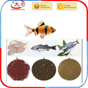 Different Capacity Floating Fish Feed Extruder Machine pictures & photos