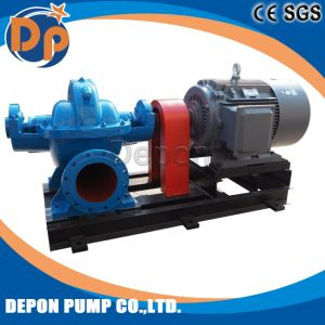 High Discharge Water Pump Dewater Drainage Pump pictures & photos