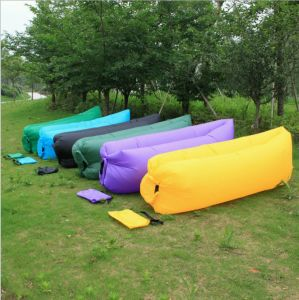 Outdoor Traveling Sleeping Air Inflatable Lazy Bag Air Sofa Bed pictures & photos