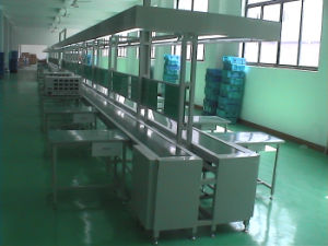 Traditional Belt Conveyor Line for Industry pictures & photos