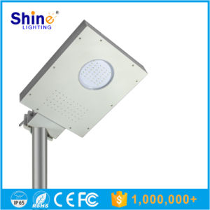 Integrated 5W LED Solar Street Light with Ce RoHS pictures & photos