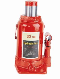 32t Hydraulic Bottle Jack with Handle
