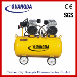 CE SGS Dental Oil Free Air Compressor (GDG70) pictures & photos