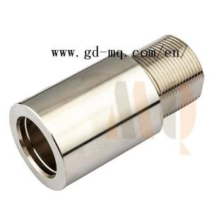 CNC Stainless Steel Thread Turned Parts (MQ1045) pictures & photos