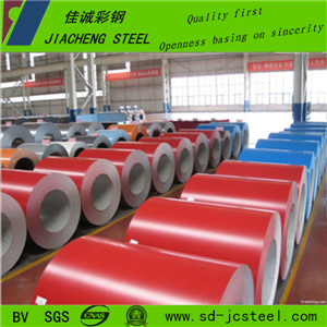 China Colored Galvalume/Galvanized PPGI Steel Coil for Roof pictures & photos