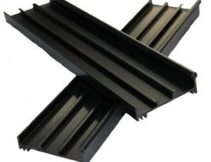 Powder Coating Aluminum Windows and Doors Construction Aluminium Profile pictures & photos