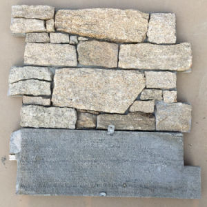 Sesame Yellow Granite Cement Wall Panels pictures & photos