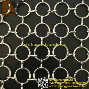 Stainless Steel Chainmail Mesh pictures & photos